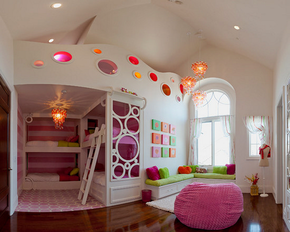 beautiful room design for children's room