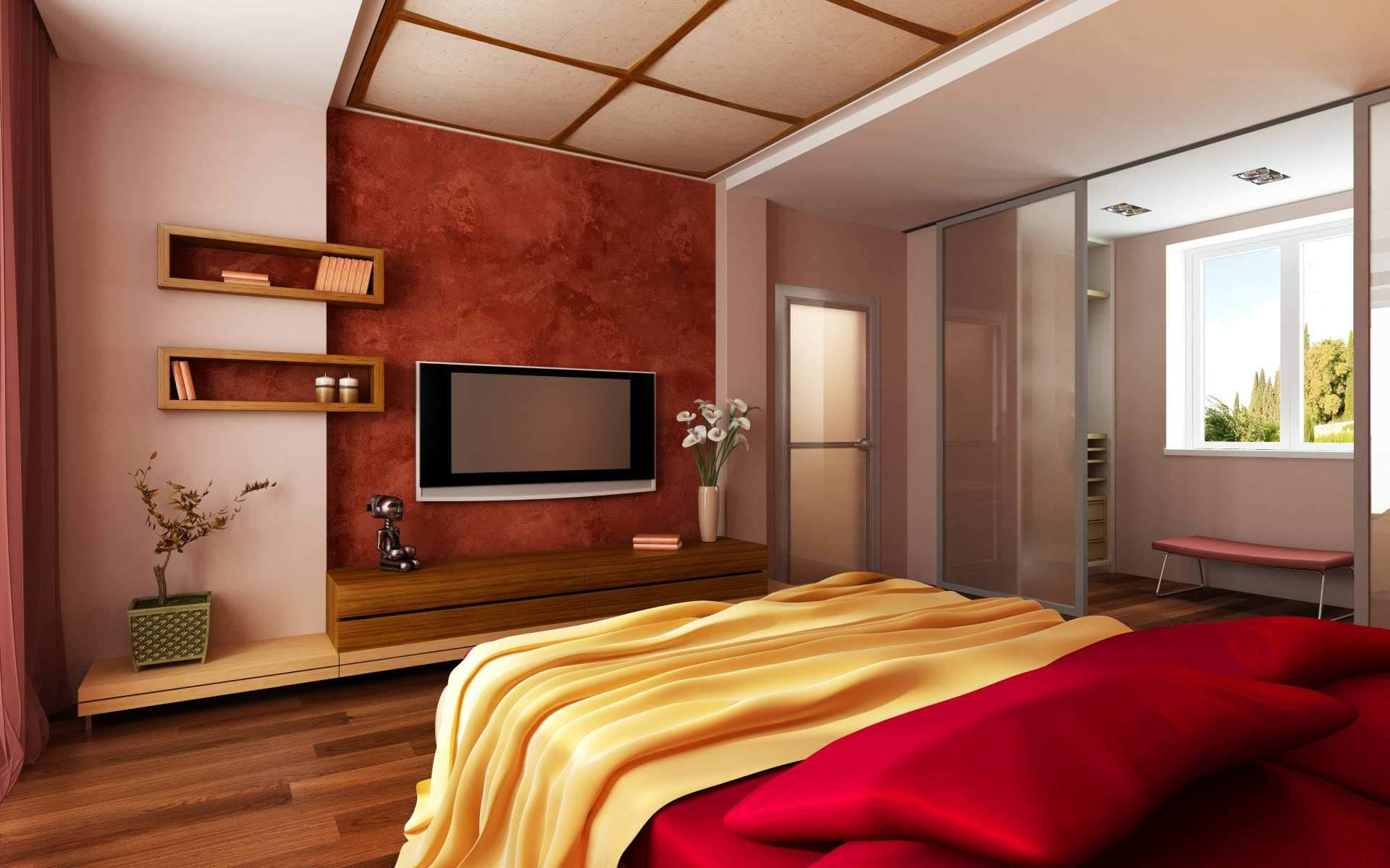 Best Indian Bedroom Interior
