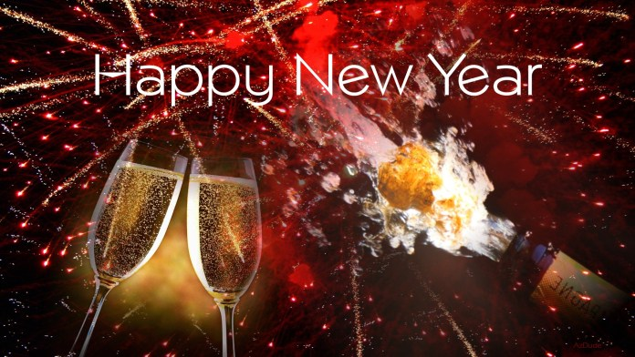 happy new year latest wallpapers collection