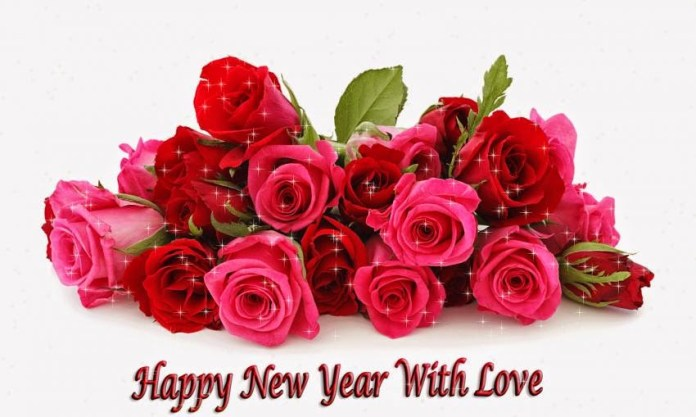 happy new year love wallpapers