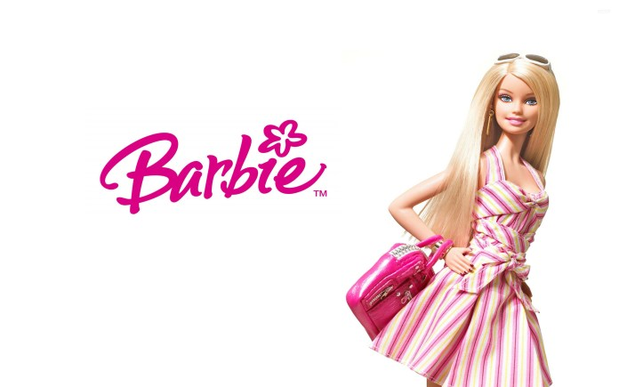 barbie pink dress wallpapers