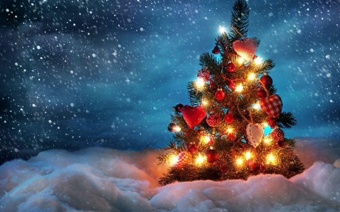 Christmas wallpapers 3D HD Wallpapers