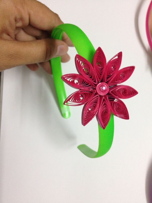latest beautiful easy paper quilling
