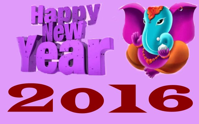 happy new year hindu god wallpapers
