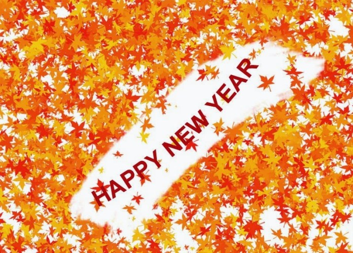 happy new year photos for whats app dp