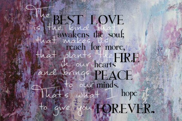 most romantic quotes for him