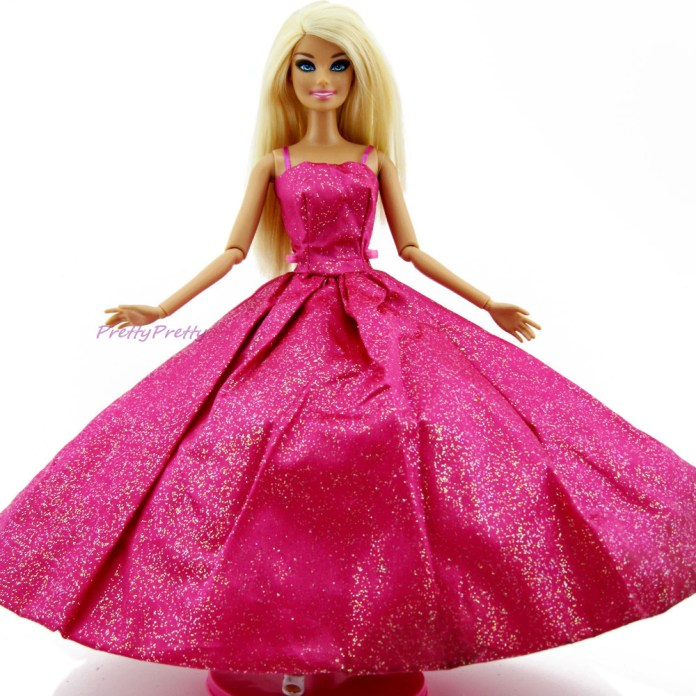 barbie pretty pictures collection
