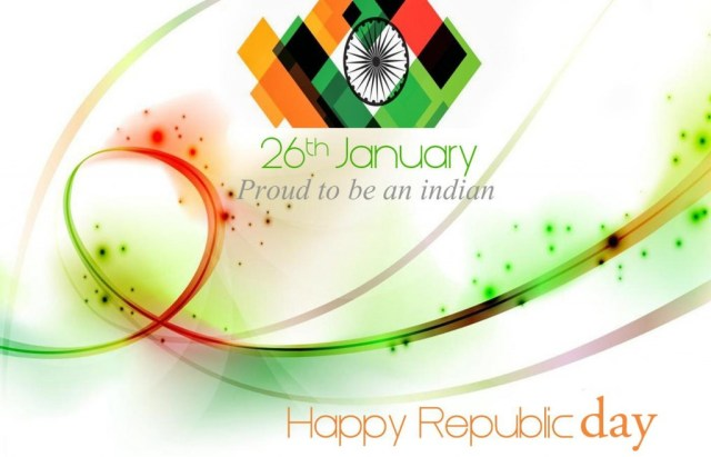 happy rebublic day celebration idea