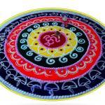Latest Sakranti Ratham Muggulu Designs – Pongal Kolam Rangoli Designs