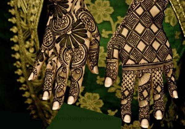 latest mehndi designs for groom