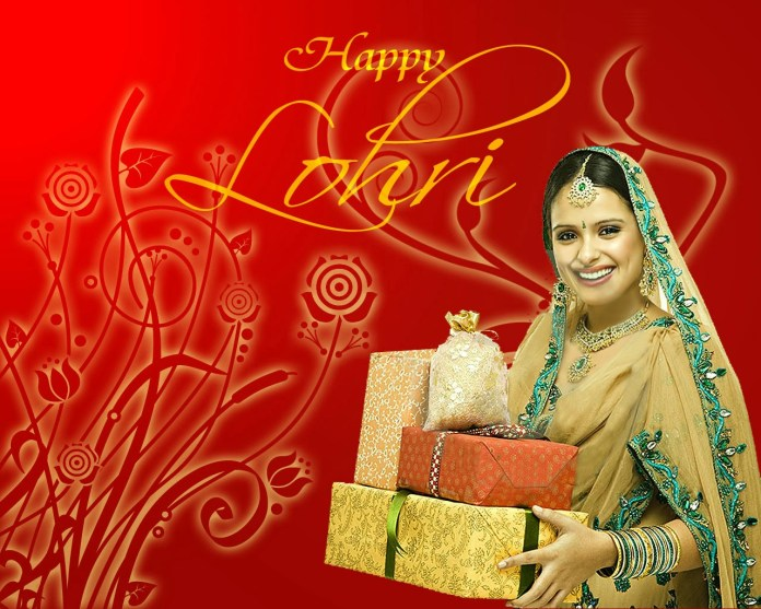 happy lohdi gifts images