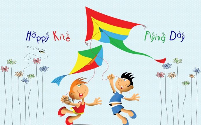 happy sankranti images for kids