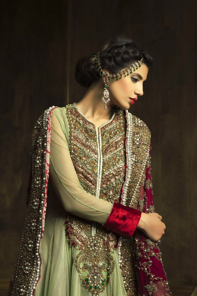 Latest Stani Dresses Designs For Wedding Party