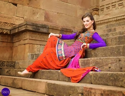 patiala suit designs catalogue