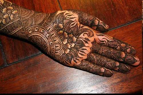 Mehndi Patterns For Men : Latest groom marriage mehndi designs for hands