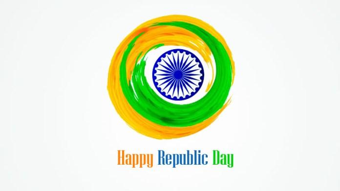 Happy Republic Day HD Wallpaper For Facebook Profile Pic