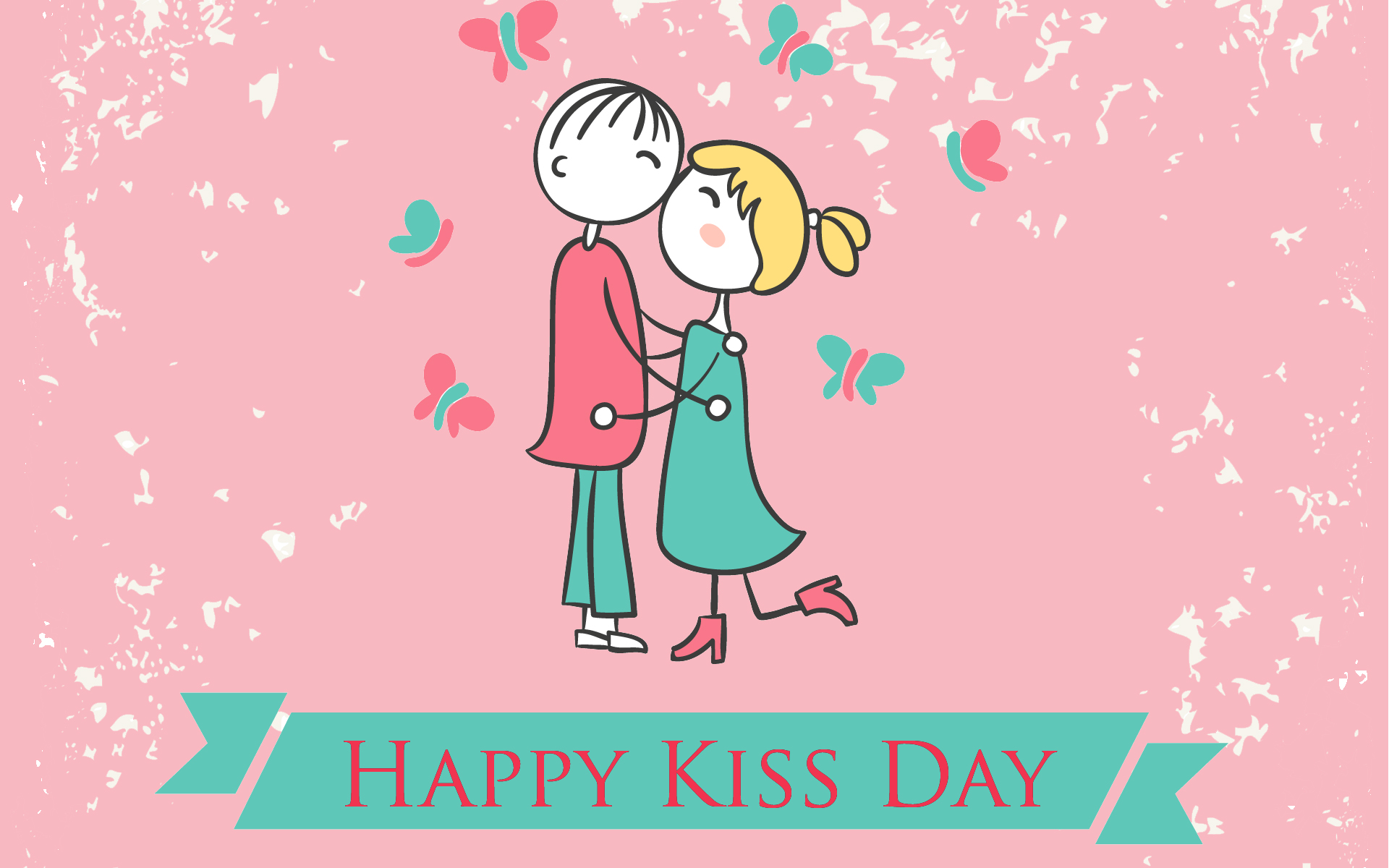 Best Hot Happy Kiss Day Images Shayari Wallpapers Messages For Lovers