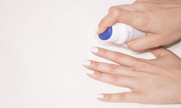 how to remove nail paint with out remover