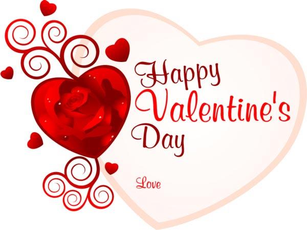 top happy valentines day