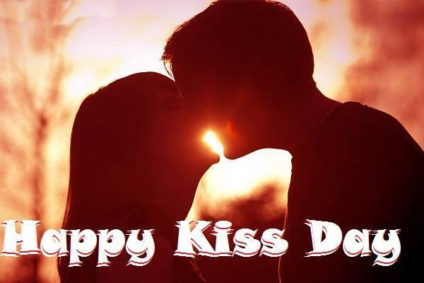 happy kiss day quotes images