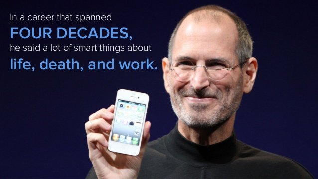 jobs quotes on phone
