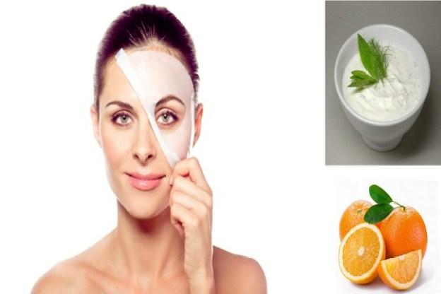 herbal tips for skin whitening