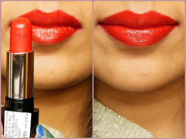 loreal lipstick shades for brown skin