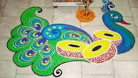 indian rangoli designs for diwali