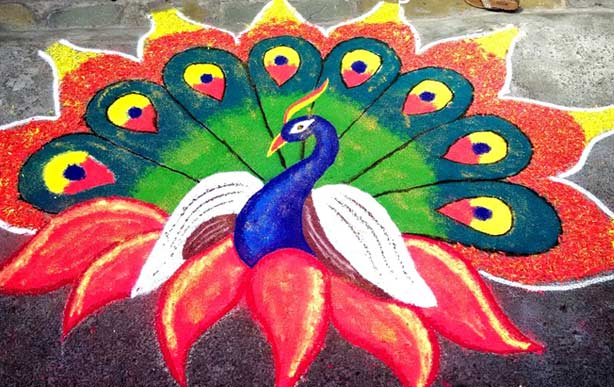 designs of rangoli