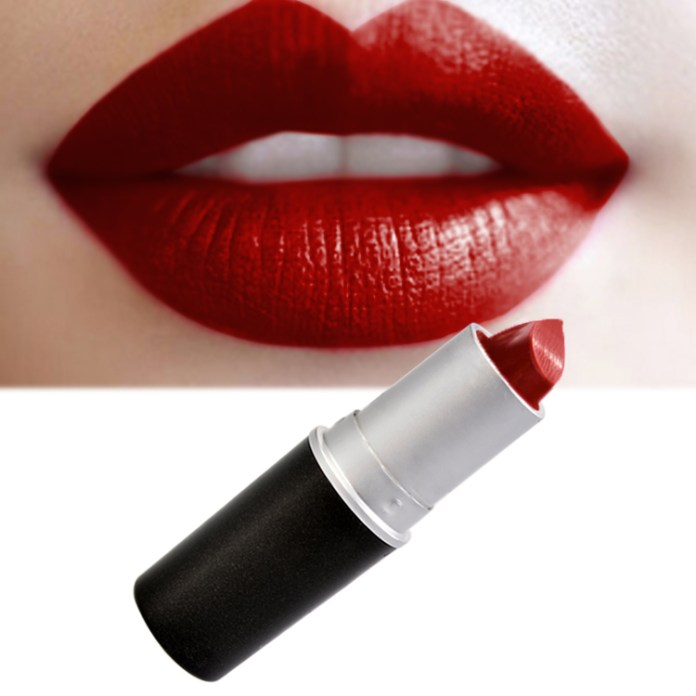 red lipstick shade for brown women
