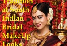 south indian makeup artist