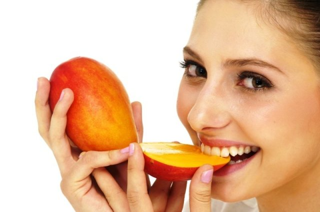 benefits of mango for skin