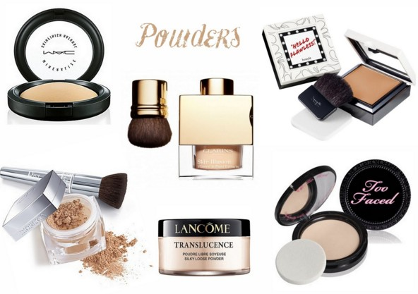 Best Natural Powder Foundation For Oily Skin