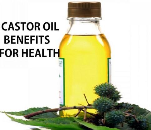 castor oil benefits for health