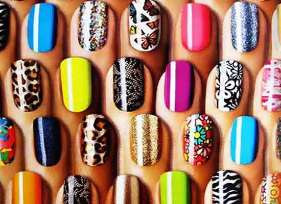 digital nail art designs