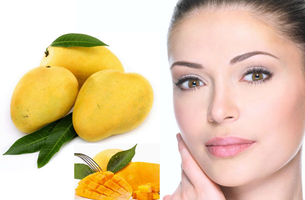 mango face pack for skin care