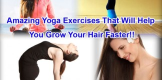 yoga to prevent hair fall