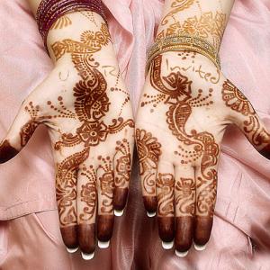 mehndi pattern for eid