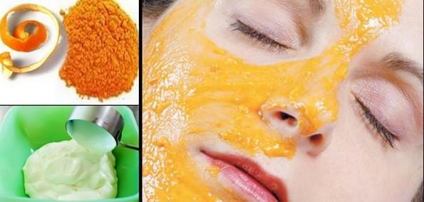 Dry Orange Peel For Dark Spots On Face