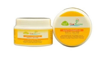 Geo Nature Anti-Pimple And Anti-Acne Cream