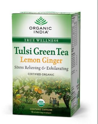 Organic india tulsi green tea benefits