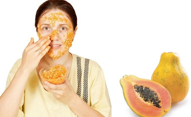 Papaya For Dark Spots On Face
