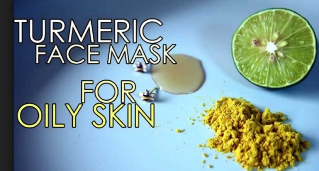 Turmeric For Facial MaskFor Oily Skin 1