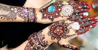 heena designs for hands