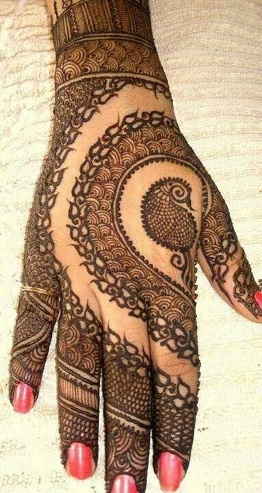 Trending Mehndi Designs 50 Latest Henna Tattoo Ideas For 2018: Top 50 Latest Arabic Mehendi Design Pictures For Hands