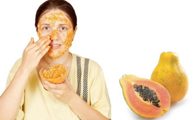 papaya To Get Rid Of Pigmentation