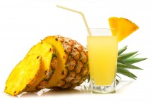 pineapple juice benfits
