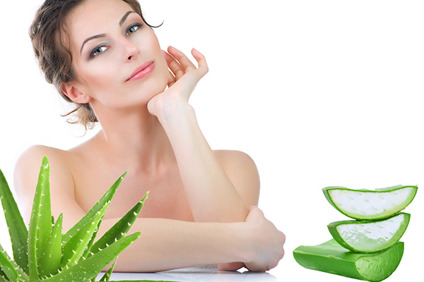 Aloe Vera Gel for skin and face