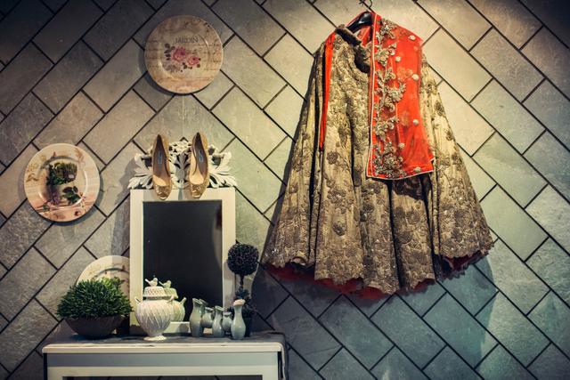 Anamika Bridal Collection 2015