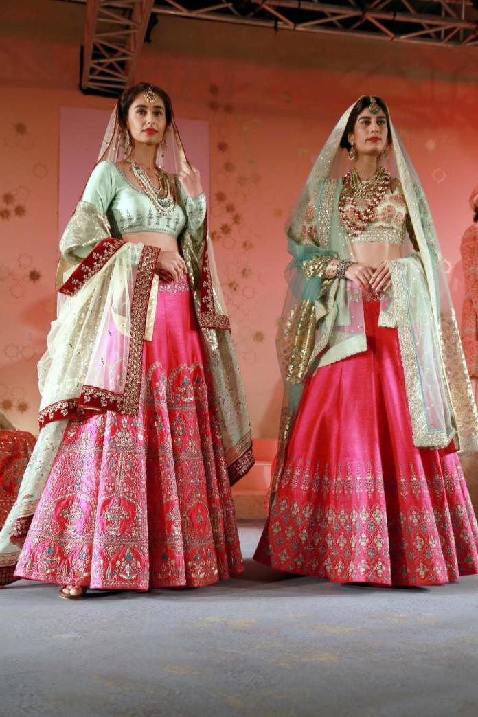 Anju Modi Bridal Collection 2015
